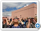 UNM Physics and Astronomy ordered 2000+ solar viewing glasses.